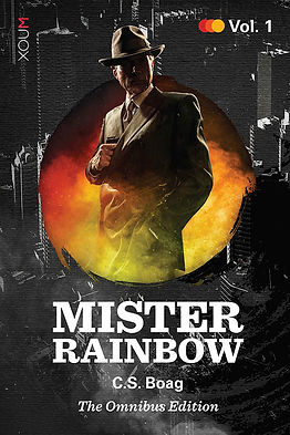 Mister Raonbow - The Omnibus Edition Vol 1