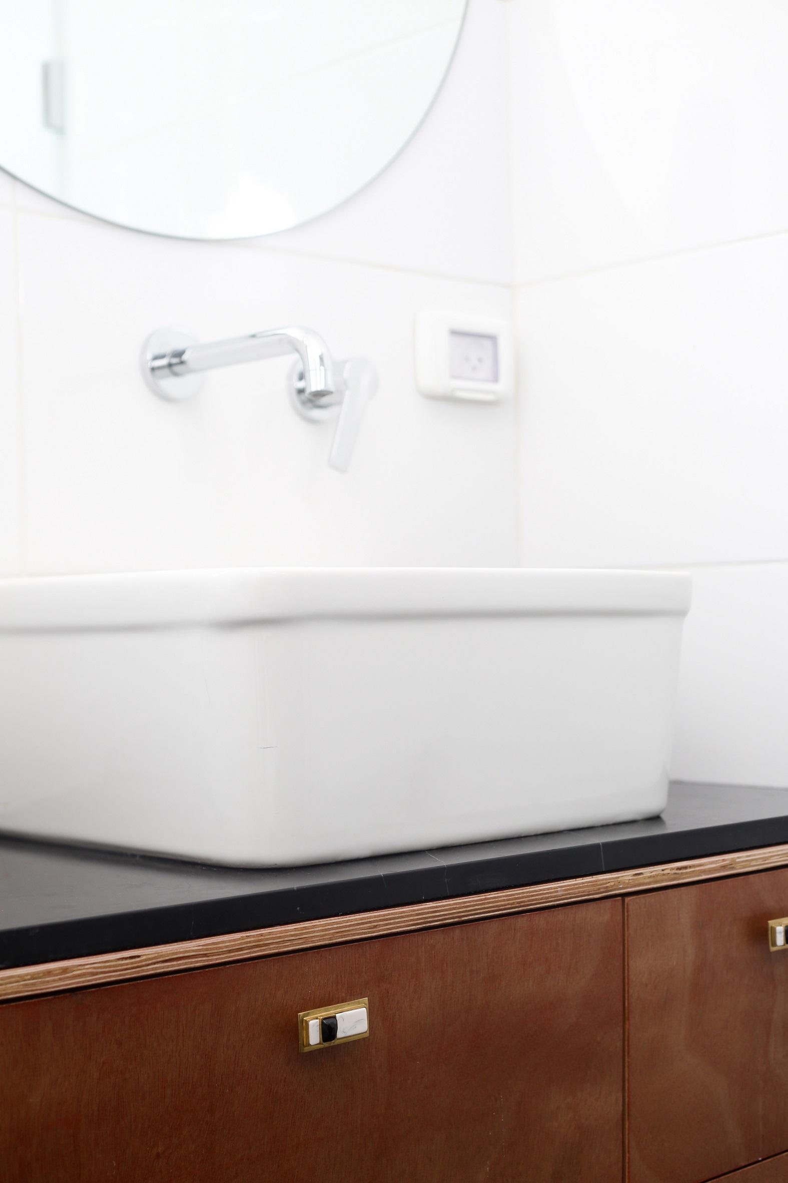 חדר רחצה - הפרטים הקטנים