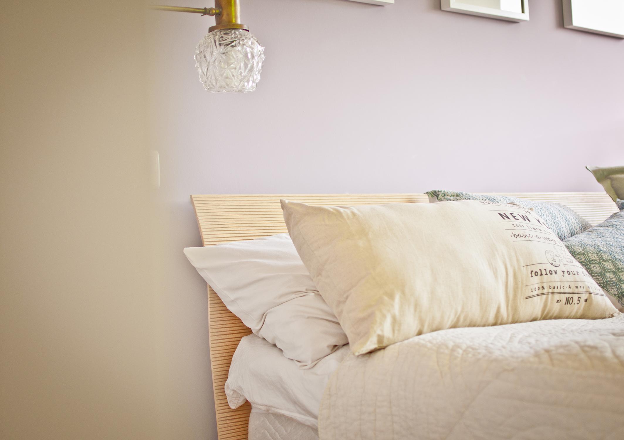 חדר השינה על הגג