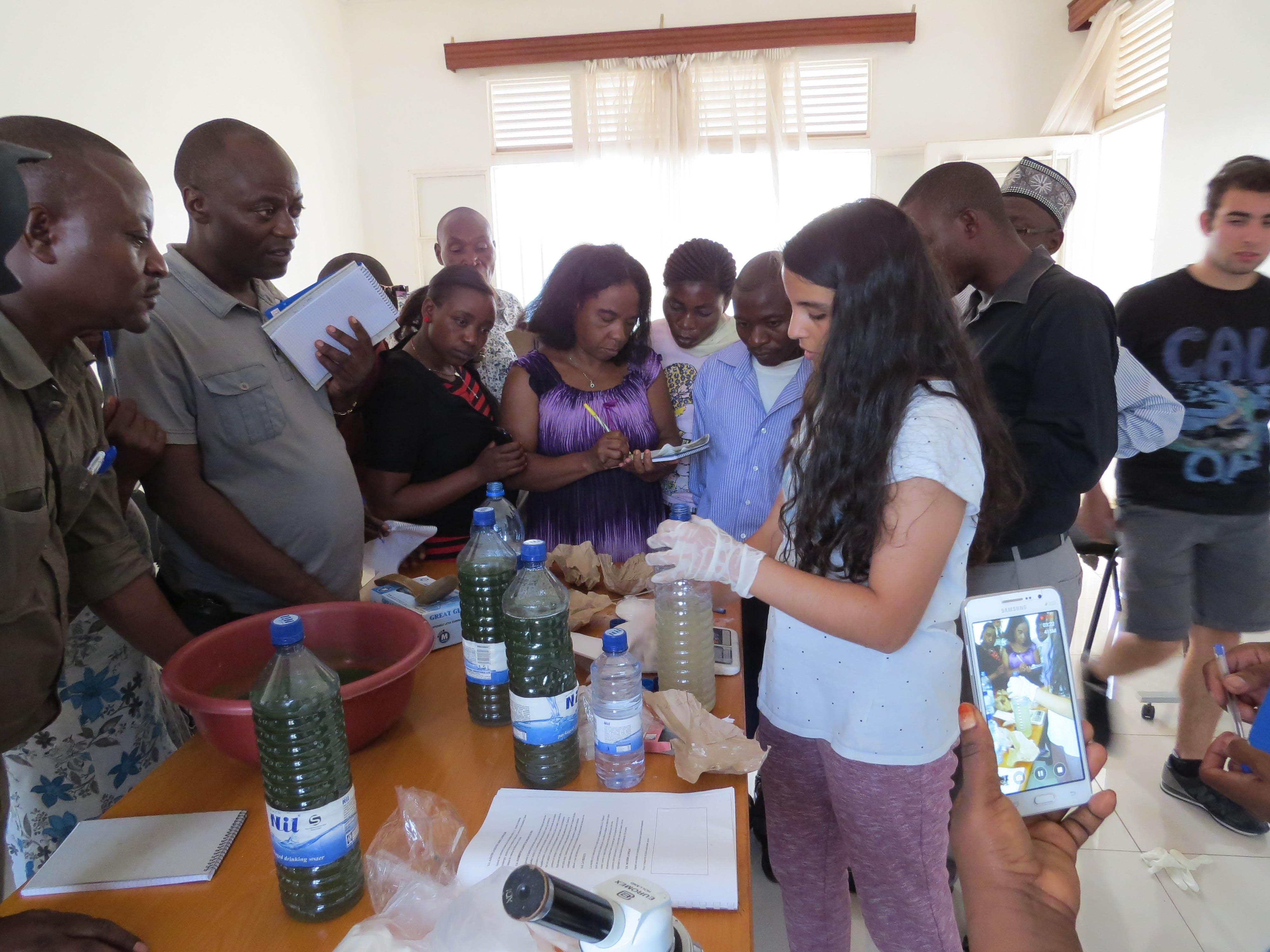 Training in Rwanda 6