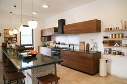תכנון בית פרטי - מטבח | מרב שדה - תכנון ועיצוב פנים