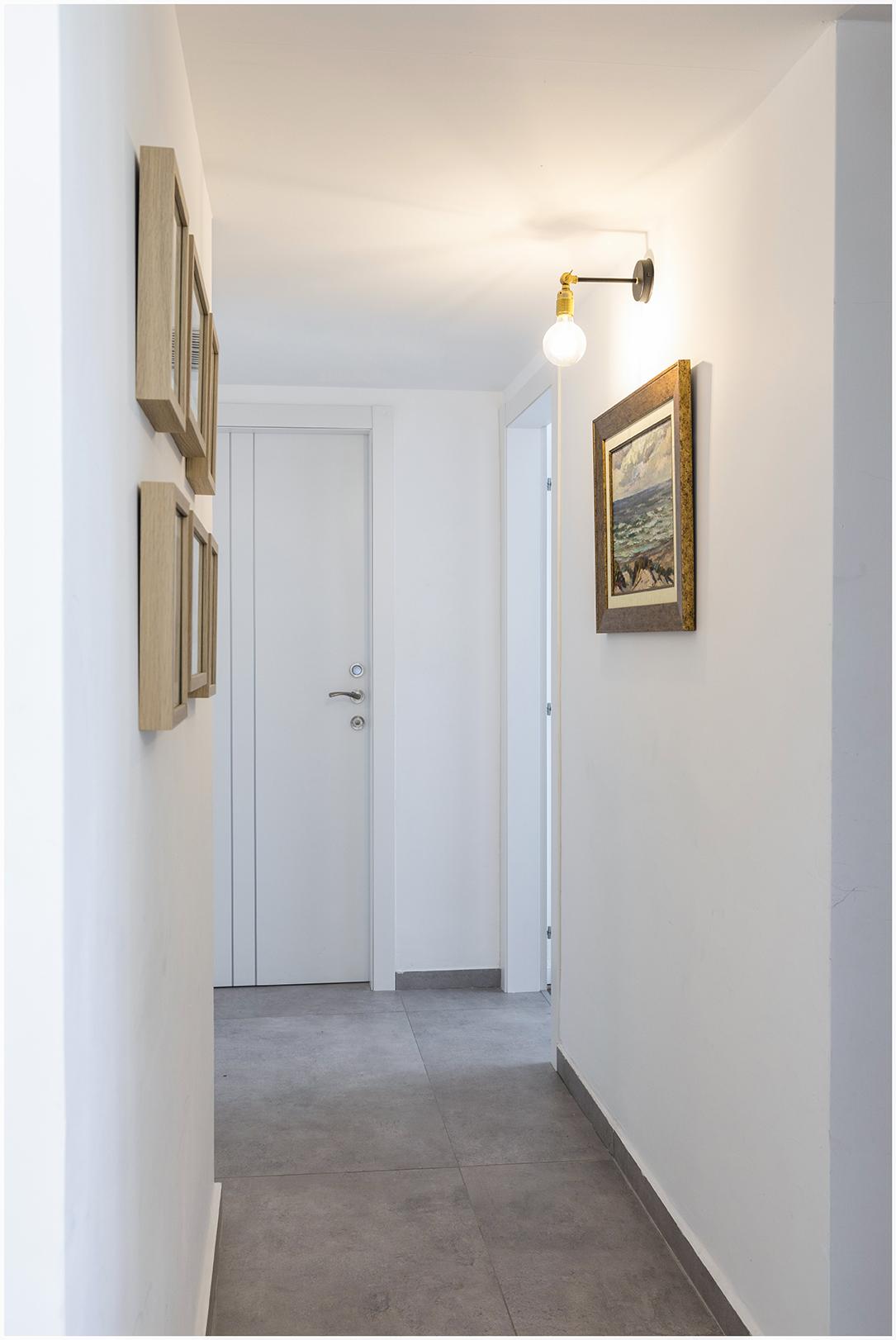 דירה בצפון תל אביב - מעבר חדרים