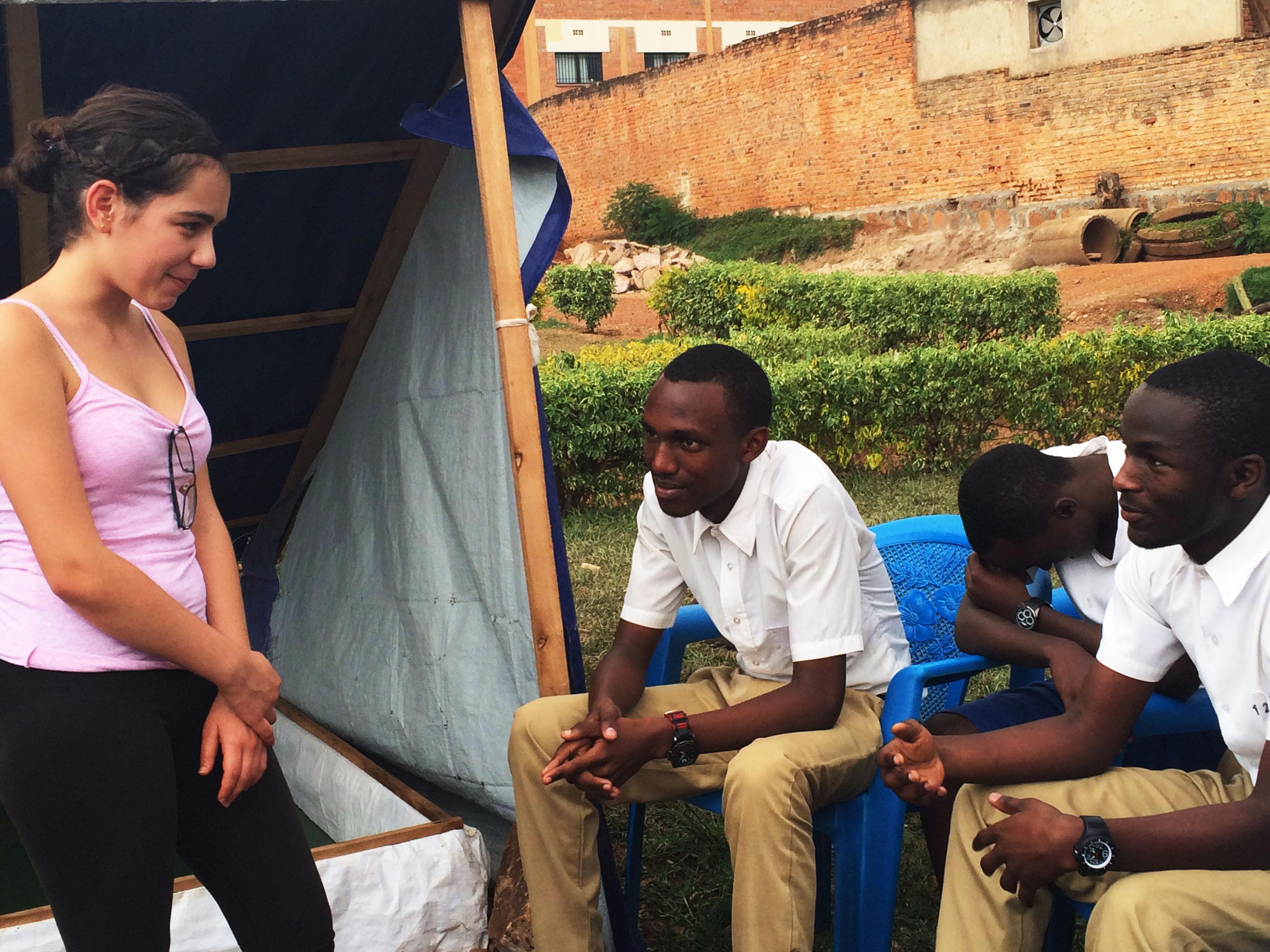 Training in Rwanda 1