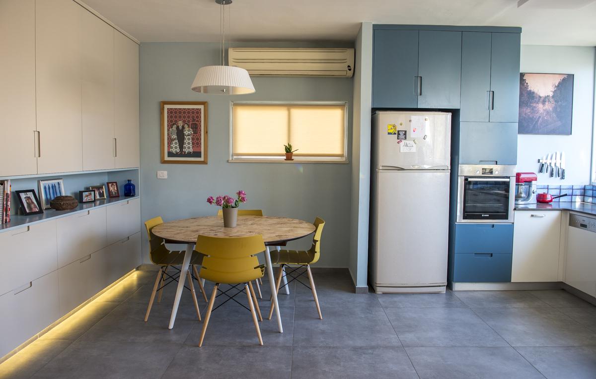 שיפוץ דירה - מטבח | מרב שדה - תכנון ועיצוב פנים