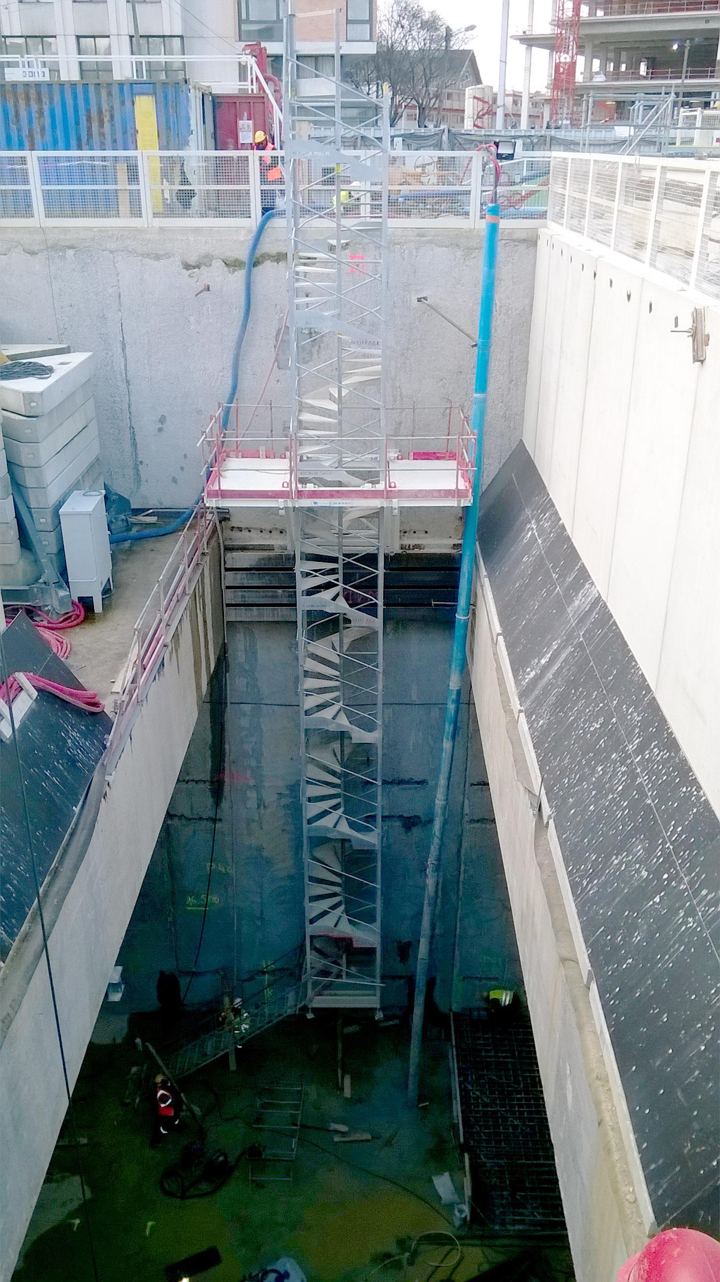 L14 passerelle escalib