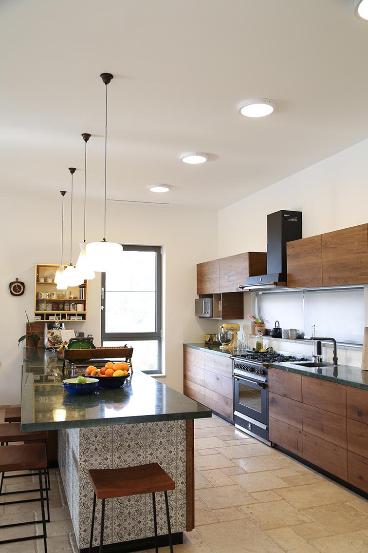 תכנון בית פרטי | מרב שדה - תכנון ועיצוב פנים