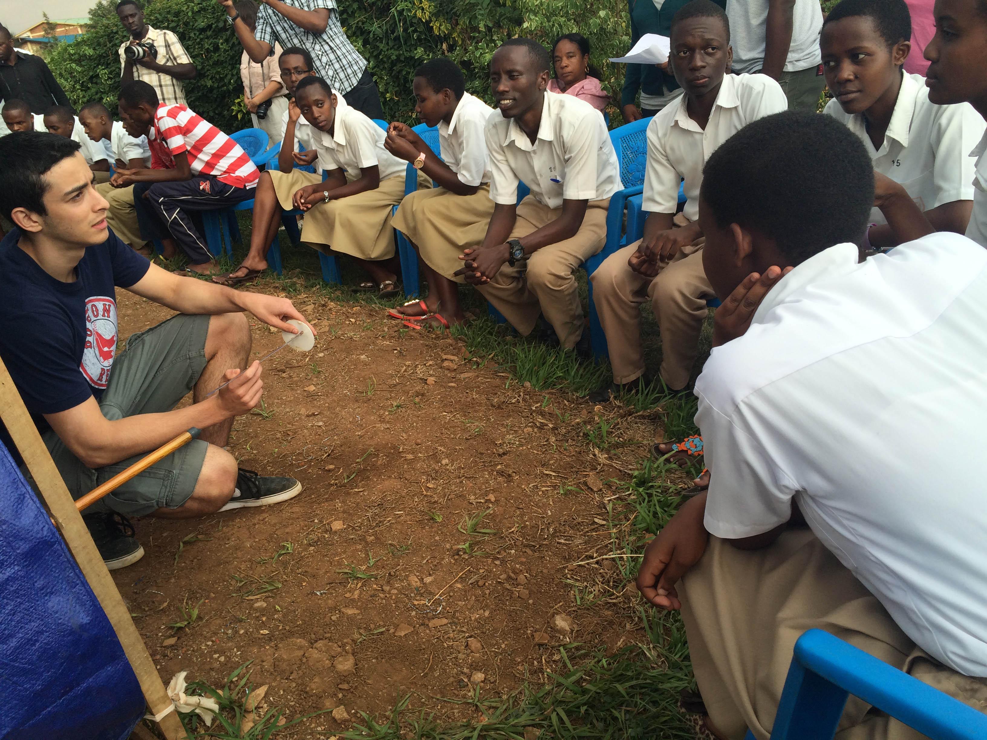 Training in Rwanda 3