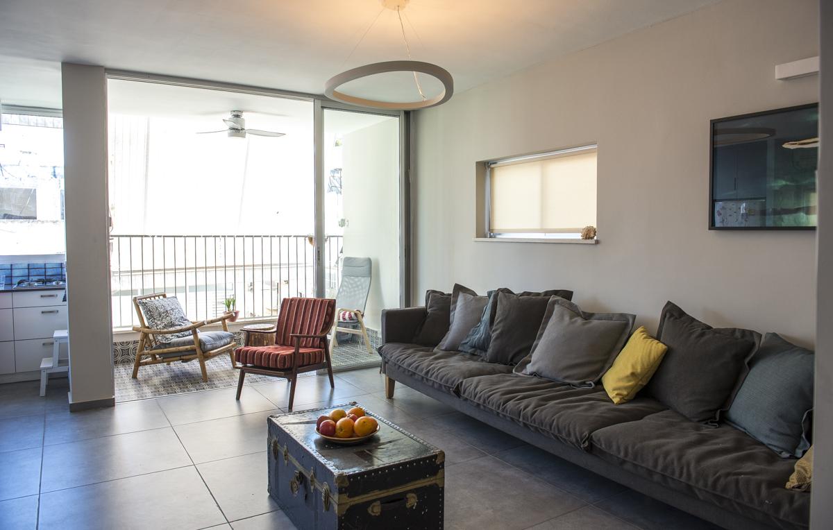 עיצוב דירות יוקרה בתל אביב | מרב שדה - תכנון ועיצוב פנים