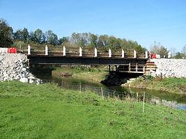 pont provisoire