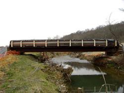 Pont provisoire 3