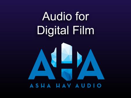 SAE Workshop: Advanced Sound Recording
