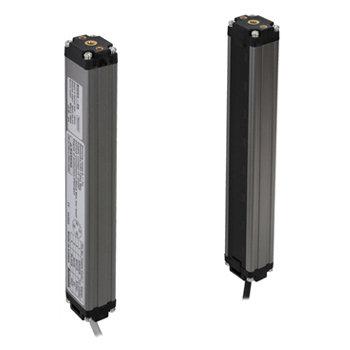 BW20-20-P 20mm Eksen Aralığı 380mm PNP Algılama Yüksekliği Alan Sensörü