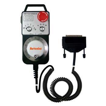 ENHP-100-2-T-24 Elde Taşınabilir El Çarkı 12-24VDC Artımlı Enkoder