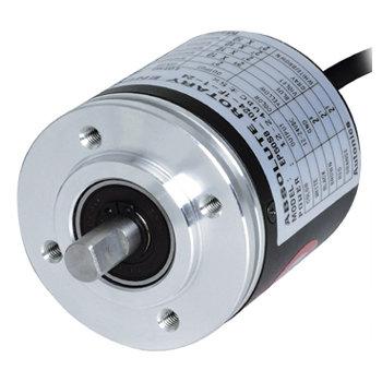 EP50S8-1024-2F-P-24 50mm çaplı şaft tipi Mutlak Değerli enkoder