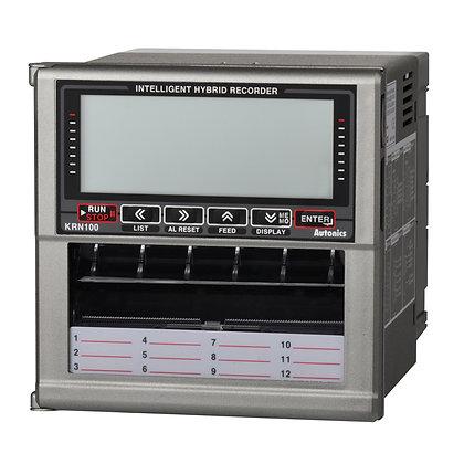 Autonics-KRN100-02000-01-0S hibrit kağıtlı yazıcı