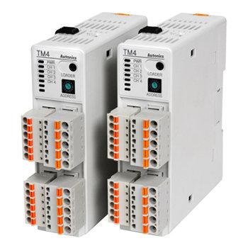 TM4-N2RB 30x100 Çok Kanallı Modüler PID Sıcaklık Kontrol Cihazı