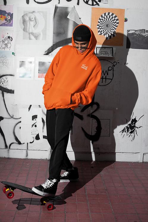 Hoodie classique orange 🔥