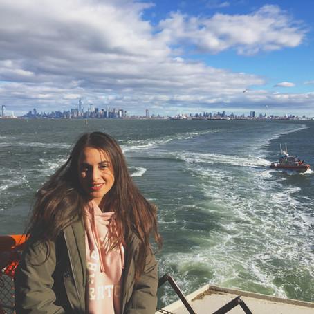 Vivre à Montréal - Sarah étudiante à l'ESG UQAM