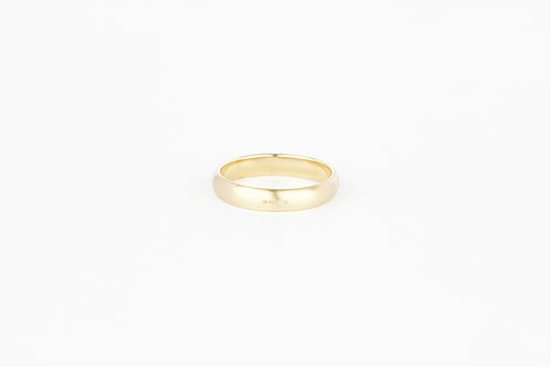 Prosper D- Shape Ring