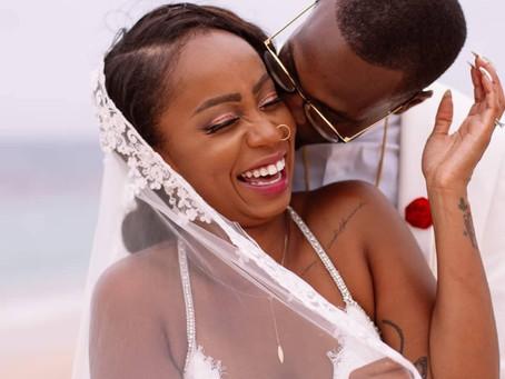 DESTINATION WEDDING WITH AYESHA