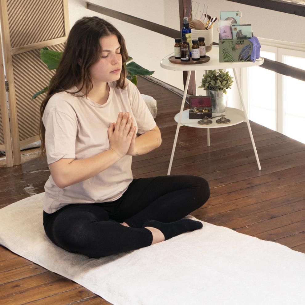 Séance individuelle de méditation