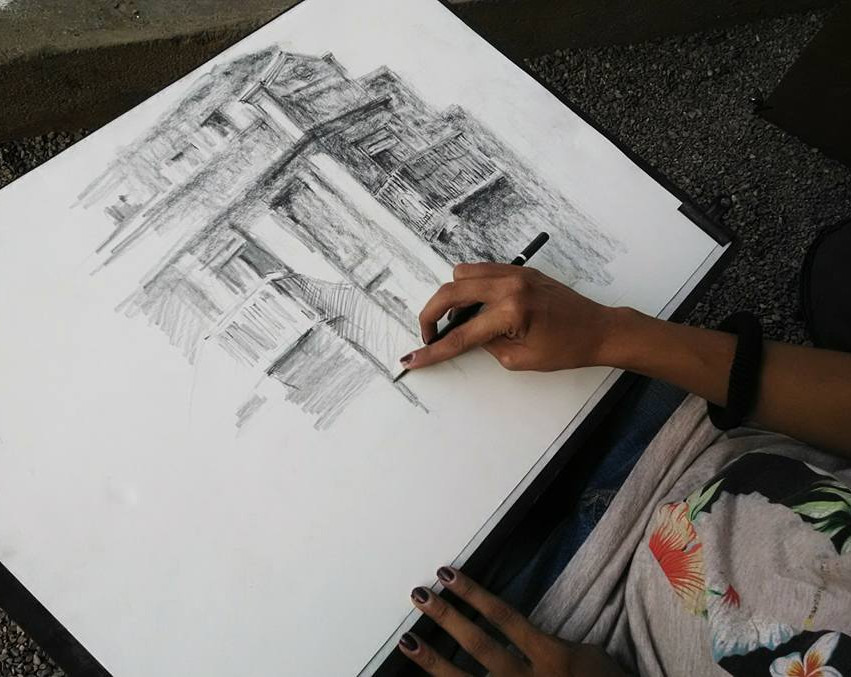 Art Classes at Pakistan Chowk