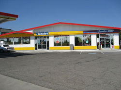 Gas Station Remodeling & Painting
