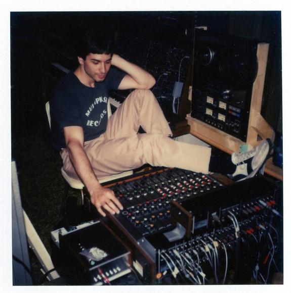 Carl in Walts's Studio 1982.jpg