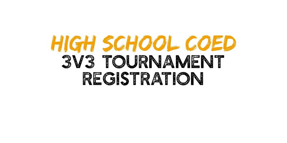High School 3v3 Tournament