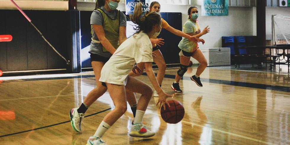 Middle School Clinic - Ball Handling & Defense