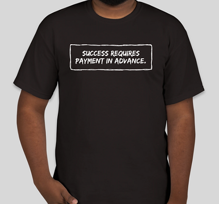 Driven to Succeed Short Sleeve