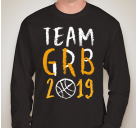 Team GRB Long Sleeve - Black