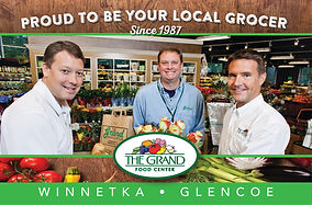 The Grand Food Centers of Winnetka and Glencoe, Illinois