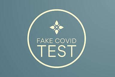 Fake COVID Test