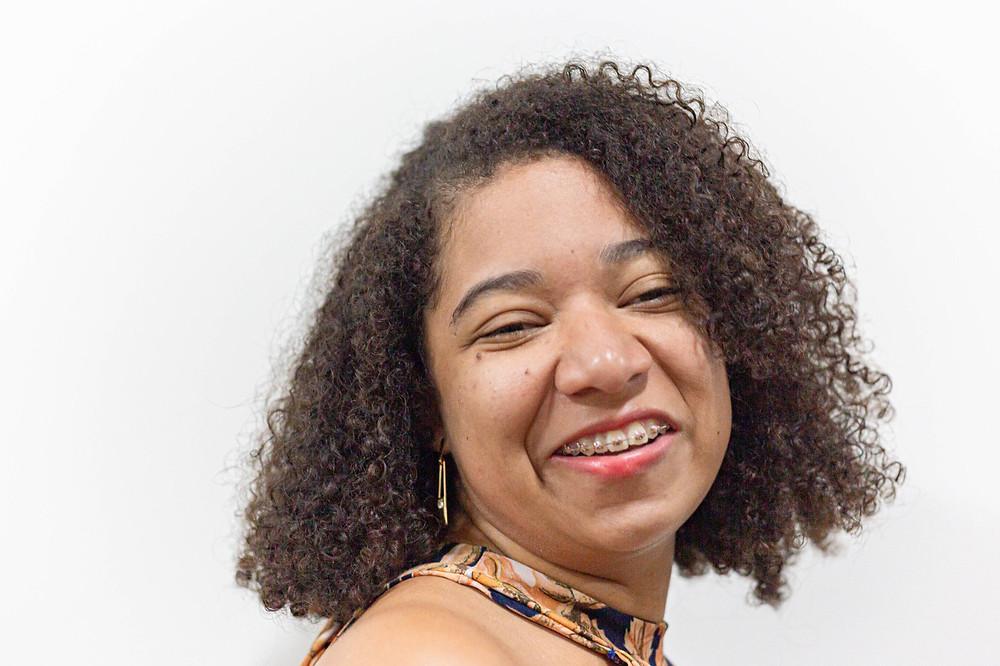 Denise Santos, participante do projeto Mulheres de Visão