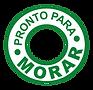 Selo PRONTO PARA MORAR_FBRANCO.png