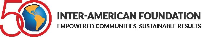 Logomarca de 50 anos da IAF
