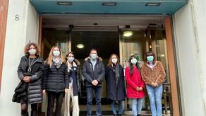 Coronavirus: in ATS Bergamo operative le Usca sociali