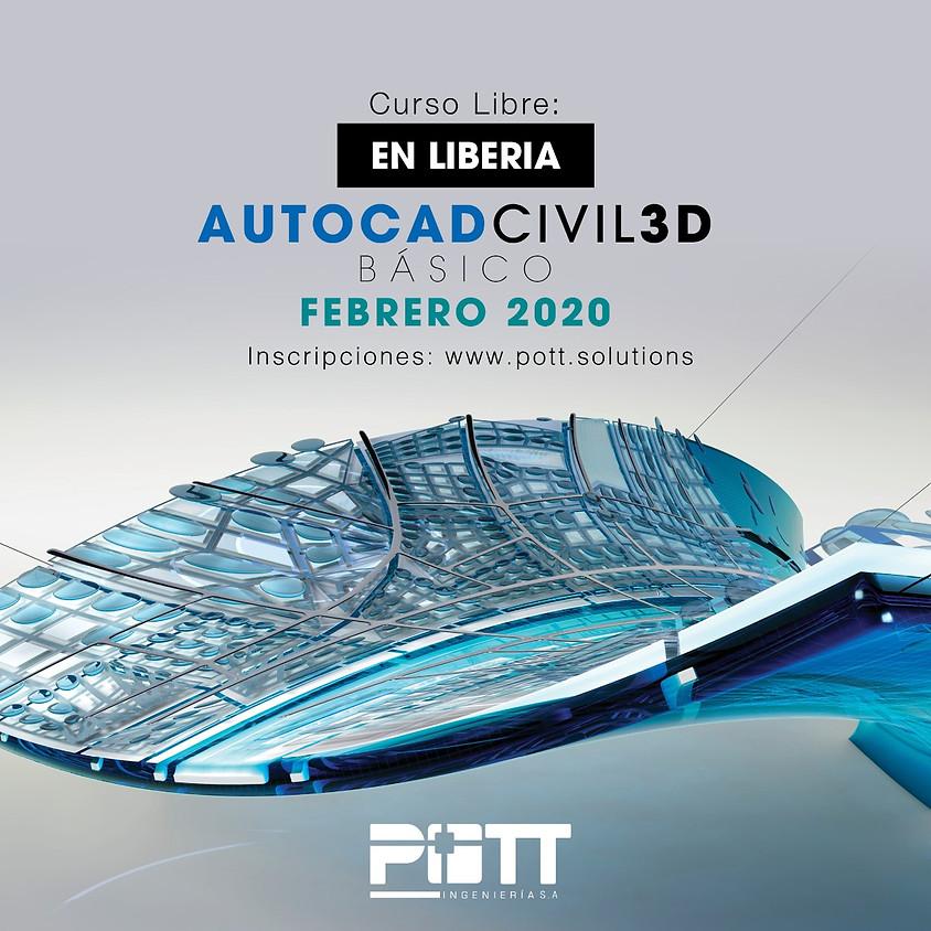 ( Liberia ) Curso Libre: AutoCAD Civil 3D, BASICO
