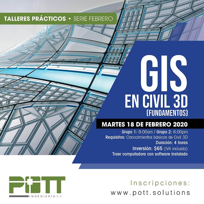 GIS en Civil 3D | Grupo 2