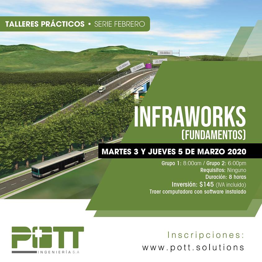 Infraworks (Fundamentos) | Grupo 2
