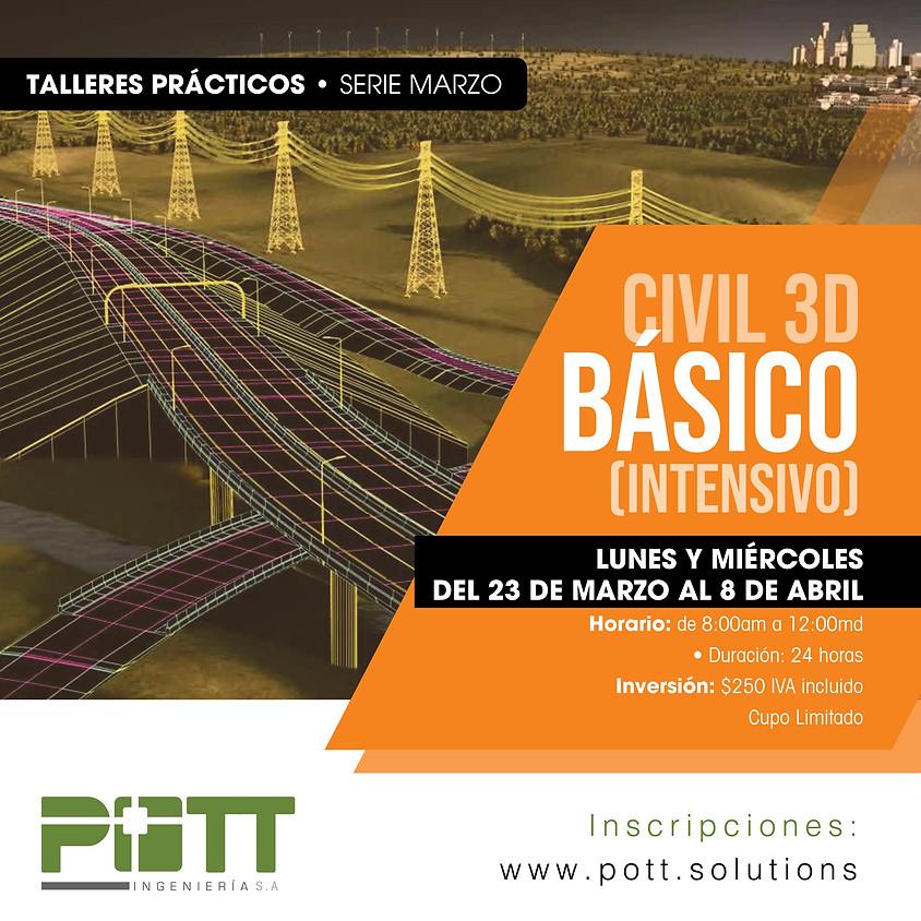 Civil 3D Básico