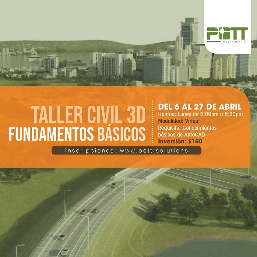 Civil 3D Fundamentos Básico