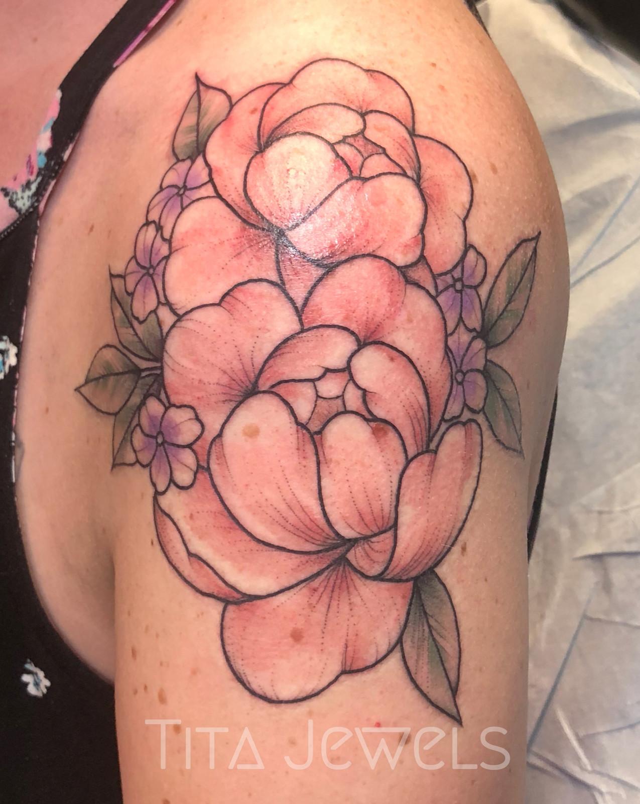 Tita Jewels Tattoo