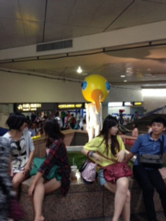 Taipei MRT Art