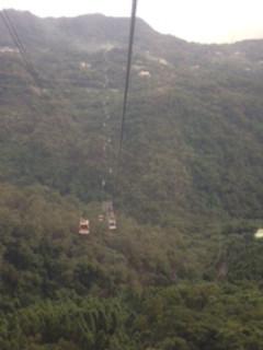 Maokong Gondola 貓空纜車