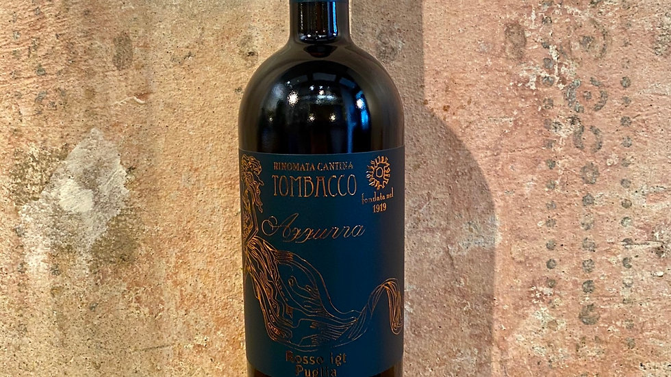 Tombacco Azzurra Rosso IGT Puglia