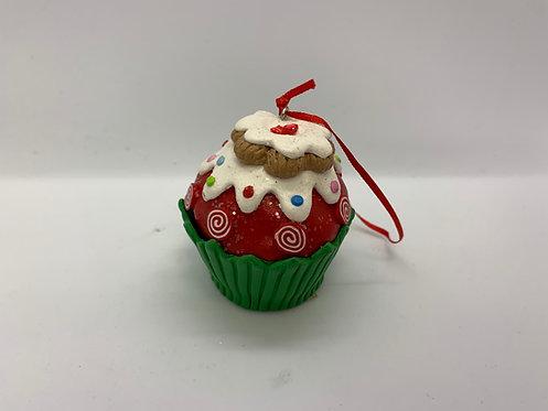 Ornement cupcake