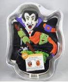 Moule à gâteau Sorcière et Dracula #193