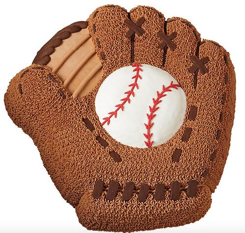 Moule à gâteau Gant Baseball #5 (Cueillette en magasin)